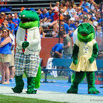 Albert and Alberta.  Gators vs Toledo.  8-31-13.