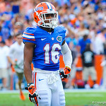DB Vernon Hargreaves III.  Gators vs Toledo.  8-31-13.