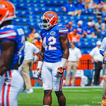 DB Keanu Neal. Gators vs Toledo.  8-31-13.
