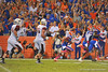 Gators vs Arkansas  10-5-13