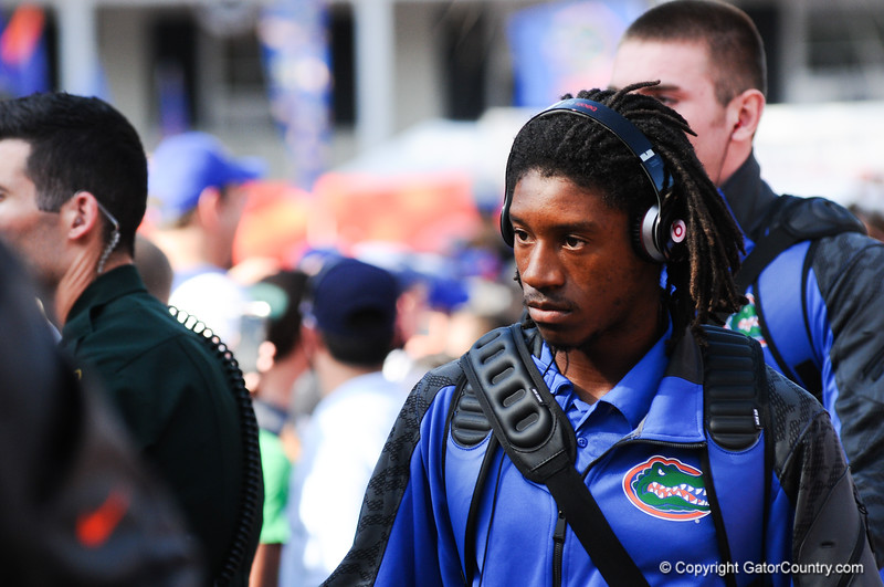 Gator Walk Arkansas Game 10-5-13