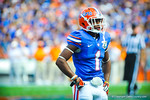 DB Vernon Hargreaves III.  Gators vs Tennessee Volunteers.  September 21, 2013.
