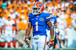 DB Vernon Hargreaves lll.   Gators vs Tennessee Volunteers.  September 21, 2013.