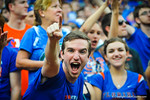 Gator fans rejoice as they game is closing to an end.  Gators vs Tennessee Volunteers.  September 21, 2013.