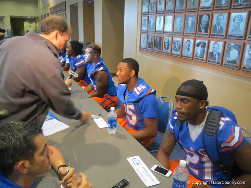Jabari Gorman and Loucheiz Purifoy from left to right