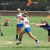 Nicole Graziano takes a shot during the Florida Gators' 14-7 win against the Northwestern Wildcats in the ALC Championship on Saturday, May 5, 2012, at Donald R. Dizney Stadium in Gainesville, Fla. / Gator Country photo by MIke Capshaw