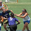 Shannon Gilroy with a draw control during the Florida Gators' 14-7 win against the Northwestern Wildcats in the ALC Championship on Saturday, May 5, 2012, at Donald R. Dizney Stadium in Gainesville, Fla. / Gator Country photo by MIke Capshaw