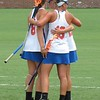 Players celebrate a goal during the Florida Gators' 14-7 win against the Northwestern Wildcats in the ALC Championship on Saturday, May 5, 2012, at Donald R. Dizney Stadium in Gainesville, Fla. / Gator Country photo by MIke Capshaw