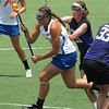 Shannon Gilroy on the attack during the Florida Gators' 14-7 win against the Northwestern Wildcats in the ALC Championship on Saturday, May 5, 2012, at Donald R. Dizney Stadium in Gainesville, Fla. / Gator Country photo by MIke Capshaw