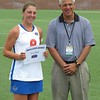Shannon Gilroy was named to the All-ALC Tournament team after scoring seven goals in a 14-7 victory against Northwestern to win the ALC Championship on Saturday, May 5, 2012, at Donald R. Dizney Stadium in Gainesville, Fla. / Gator Country photo by MIke Capshaw