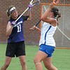 Shannon Gilroy tries to win a draw during the Florida Gators' 14-7 win against the Northwestern Wildcats in the ALC Championship on Saturday, May 5, 2012, at Donald R. Dizney Stadium in Gainesville, Fla. / Gator Country photo by MIke Capshaw