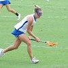 Nora Barry gains control of a ground ball during the Florida Gators' 14-7 win against the Northwestern Wildcats in the ALC Championship on Saturday, May 5, 2012, at Donald R. Dizney Stadium in Gainesville, Fla. / Gator Country photo by MIke Capshaw