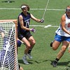 Shannon Gilroy makes one of her career-high seven goals during the Florida Gators' 14-7 win against the Northwestern Wildcats in the ALC Championship on Saturday, May 5, 2012, at Donald R. Dizney Stadium in Gainesville, Fla. / Gator Country photo by MIke Capshaw