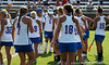 The Florida team after the Gator's 9-13 loss against No. 5 Seed Duke in the NCAA Championship Quarterfinals on Saturday, May 21, 2011 at Donald R Dizney Lacrosse Stadium in Gainesville, Fla. / photo by Rob Foldy