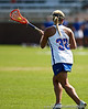 Florida junior attacker Caroline Cochran runs with the ball during the Gator's 9-13 loss against No. 5 Seed Duke in the NCAA Championship Quarterfinals on Saturday, May 21, 2011 at Donald R Dizney Lacrosse Stadium in Gainesville, Fla. / photo by Rob Foldy