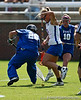 Players fight for a loose ball during the Gator's 9-13 loss against No. 5 Seed Duke in the NCAA Championship Quarterfinals on Saturday, May 21, 2011 at Donald R Dizney Lacrosse Stadium in Gainesville, Fla. / photo by Rob Foldy