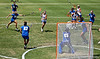 Florida sophomore Kitty Cullen runs in for a shot during the Gator's 9-13 loss against No. 5 Seed Duke in the NCAA Championship Quarterfinals on Saturday, May 21, 2011 at Donald R Dizney Lacrosse Stadium in Gainesville, Fla. / photo by Rob Foldy