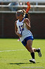 Florida sophomore attacker Ashley Bruns runs with the ball during the Gator's 9-13 loss against No. 5 Seed Duke in the NCAA Championship Quarterfinals on Saturday, May 21, 2011 at Donald R Dizney Lacrosse Stadium in Gainesville, Fla. / photo by Rob Foldy