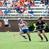 Florida junior Brittany Dashiell during the Gators' 6-4 NCAA 1st round win against the University of Albany on Saturday, May 12, 2012 at the Donald R. Dizney Stadium in Gainesville, Fla. / Gator Country photo by Saj Guevara