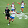 Florida junior Sam Farrell during the Gators' 6-4 NCAA 1st round win against the University of Albany on Saturday, May 12, 2012 at the Donald R. Dizney Stadium in Gainesville, Fla. / Gator Country photo by Saj Guevara
