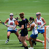 Florida freshman Nicole Graziano during the Gators' 6-4 NCAA 1st round win against the University of Albany on Saturday, May 12, 2012 at the Donald R. Dizney Stadium in Gainesville, Fla. / Gator Country photo by Saj Guevara