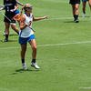 Florida junior Caroline Chesterman during the Gators' 6-4 NCAA 1st round win against the University of Albany on Saturday, May 12, 2012 at the Donald R. Dizney Stadium in Gainesville, Fla. / Gator Country photo by Saj Guevara