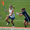 Florida junior Jamie Reeg  charges during the Gators' 29-0 win against the Fresno State Bulldogs on Wednesday, March 28, 2012 at the Donald R. Dizney Stadium in Gainesville, Fla. / Gator Country photo by Saj Guevara