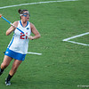 Florida freshman Taylor McCord  on offense during the Gators' 29-0 win against the Fresno State Bulldogs on Wednesday, March 28, 2012 at the Donald R. Dizney Stadium in Gainesville, Fla. / Gator Country photo by Saj Guevara