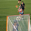 Florida freshman Nicole Graziano with a penalty shot during the Gators' 29-0 win against the Fresno State Bulldogs on Wednesday, March 28, 2012 at the Donald R. Dizney Stadium in Gainesville, Fla. / Gator Country photo by Saj Guevara