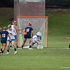 Florida junior goalie Mikey Meagher saves the ball during the Gators' 29-0 win against the Fresno State Bulldogs on Wednesday, March 28, 2012 at the Donald R. Dizney Stadium in Gainesville, Fla. / Gator Country photo by Saj Guevara