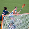 Florida junior Colby Rhea  scores during the Gators' 29-0 win against the Fresno State Bulldogs on Wednesday, March 28, 2012 at the Donald R. Dizney Stadium in Gainesville, Fla. / Gator Country photo by Saj Guevara