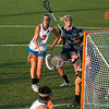 Florida junior Caroline Chesterman  scores during the Gators' 29-0 win against the Fresno State Bulldogs on Wednesday, March 28, 2012 at the Donald R. Dizney Stadium in Gainesville, Fla. / Gator Country photo by Saj Guevara