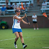 Florida sophomore Krista Grabher  passes the ball  during the Gators' 29-0 win against the Fresno State Bulldogs on Wednesday, March 28, 2012 at the Donald R. Dizney Stadium in Gainesville, Fla. / Gator Country photo by Saj Guevara