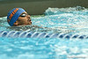photo by Tim Casey<br /> <br /> Florida's Bradley Ally competes in the 50 yard freestyle during the Gators' final home swimming and diving meet of the season on Saturday, January 31, 2009 at the Stephen C. O'Connell Center in Gainesville, Fla.