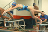 photo by Tim Casey<br /> <br /> competes in the 200 yard butterfly during the Gators' final home swimming and diving meet of the season on Saturday, January 31, 2009 at the Stephen C. O'Connell Center in Gainesville, Fla.