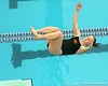 photo by Tim Casey<br /> <br /> Florida's Claire Paige competes in the 3 meter diving competition during the Gators' final home swimming and diving meet of the season on Saturday, January 31, 2009 at the Stephen C. O'Connell Center in Gainesville, Fla.