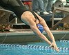 photo by Tim Casey<br /> <br /> competes in the 200 yard freestyle during the Gators' final home swimming and diving meet of the season on Saturday, January 31, 2009 at the Stephen C. O'Connell Center in Gainesville, Fla.