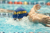 photo by Tim Casey<br /> <br /> Florida's Mateo De Angulo competes in the 200 yard butterfly during the Gators' final home swimming and diving meet of the season on Saturday, January 31, 2009 at the Stephen C. O'Connell Center in Gainesville, Fla.