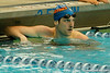 Florida redshirt senior Matt Norton competes in the men's 200-yard freestyle during the Gators' meet against the Florida Atlantic Owls on Saturday, January 14, 2012 at the Stephen C. O'Connell Center Natatorium in Gainesville, Fla. / Gator Country photo by Tim Casey