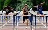 SEC athletes compete in SEC Championships on Friday, May 15, 2009 in Gainesville, Fla. at Percy Beard Track at James G. Pressly Stadium. / Gator Country photo by Casey Brooke Lawson