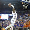 Will Yegete during the Gators 83-52 win over Missouri on January 19, 2013 at the Stephen C O'Connell Center in Gainesville, Florida. Gatorcountry photo by Curtiss Bryant