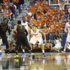 Scotie WilbekinDuring the Gators 83-52 win over Missouri on January 19, 2013 at the Stephen C O'Connell Center in Gainesville, Florida. Gatorcountry photo by Curtiss Bryant