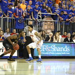 Mike Rosario during the Gators 83-52 win over Missouri on January 19, 2013 at the Stephen C O'Connell Center in Gainesville, Florida. Gatorcountry photo by Curtiss Bryant