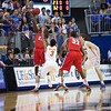 Mike Rosario and Erik Murphy during Florida Gators 77-44 win against Georgia on Wednesday, January 9th, 2013, at the Stephen C. O'Connell Center in Gainesville, Fla. / GatorCountry photo by Curtiss Bryant