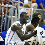 Patric Young during Florida Gators 77-44 win against Georgia on Wednesday, January 9th, 2013, at the Stephen C. O'Connell Center in Gainesville, Fla. / GatorCountry photo by Curtiss Bryant