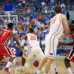 Michael Frazier II during Florida Gators 77-44 win against Georgia on Wednesday, January 9th, 2013, at the Stephen C. O'Connell Center in Gainesville, Fla. / GatorCountry photo by Curtiss Bryant