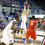 JAcob Kurtz during Florida Gators 77-44 win against Georgia on Wednesday, January 9th, 2013, at the Stephen C. O'Connell Center in Gainesville, Fla. / GatorCountry photo by Curtiss Bryant