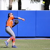 Sophomore Jessica Damico throwing the ball during the Gators' 9-1 win against UNC Wilmington on Saturday, February 17, 2013, at Katie Seashole Pressly Stadium in Gainesville, Fla. / Gator Country photo by Danielle Bloch