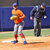 Stephanie Tofft with the ball during the Gators' 9-1 win against UNC Wilmington on Saturday, February 17, 2013, at Katie Seashole Pressly Stadium in Gainesville, Fla. / Gator Country photo by Danielle Bloch