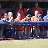The Gators' 9-1 win against UNC Wilmington on Saturday, February 17, 2013, at Katie Seashole Pressly Stadium in Gainesville, Fla. / Gator Country photo by Danielle Bloch